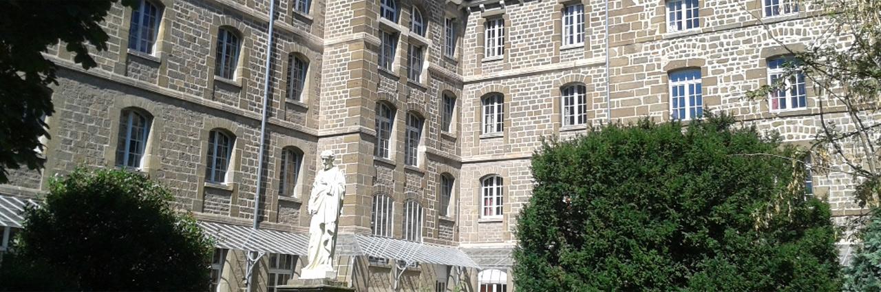 Grand Séminaire Saint-Georges : Au coeur du Puy