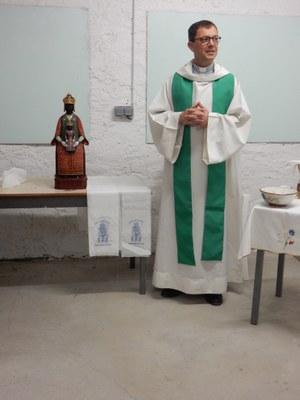 Biographie du p Emmanuel Gobilliard nommé evêque auxiliaire de Lyon